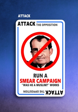 Front Smear Campaign
